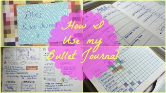 How I Use my Bullet Journal