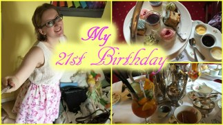 My 21st Birthday   Personal