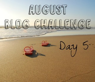 August Blog Challenge | Day 5: Photo of yourself from 2 years ago