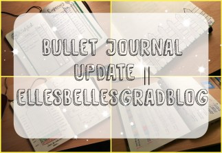 Bullet Journal Update | Journal Post