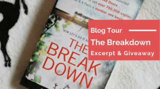 The Breakdown Blog Tour | Excerpt & Giveaway