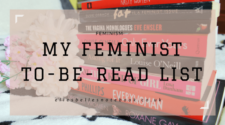 Feminist To-Be-Read List