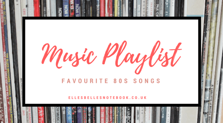 Favourite 80s Songs