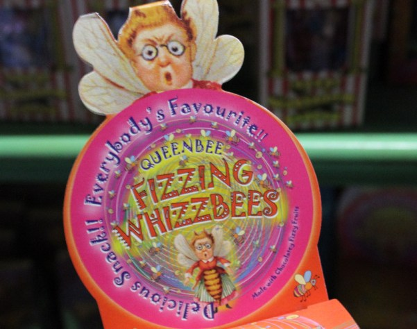 Harry Potter Fizzing Whizzbees