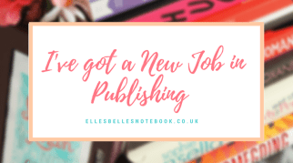 I've got a New Job in Publishing | Job Update