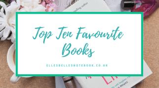 Top Ten Favourite Books – Updated