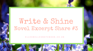 Write & Shine: My Mr Keats Excerpt Share #3