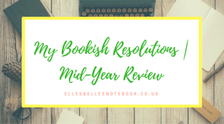 Bookish Resolutions | Mid Year Review