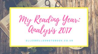 My Reading Year Analysis: 2017