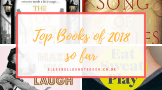Top Books of 2018 so far
