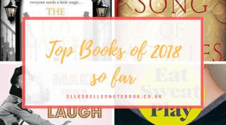 Top Books of 2018 so far