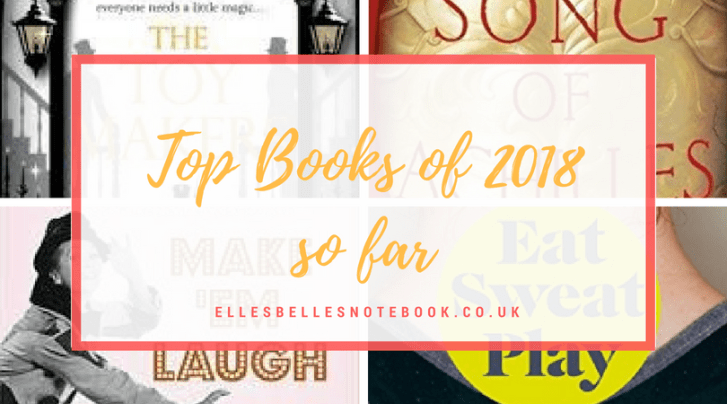 Top Books of 2018