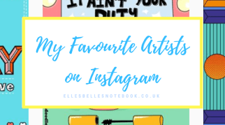 My Favourite Artists on Instagram