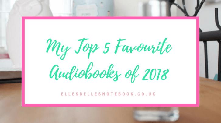Top Five Audiobooks