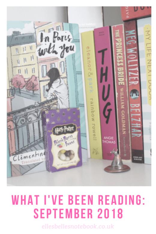 Reading September 2018