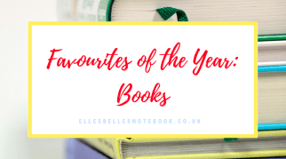 Favourites of the Year: Books