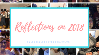 Reflections on 2018