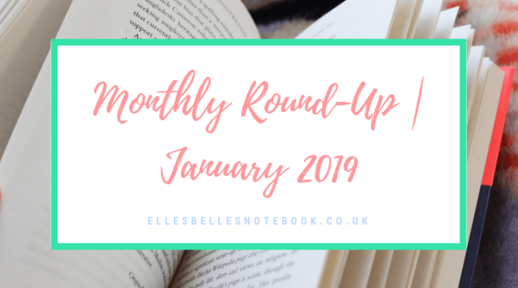 Round Up January 2019