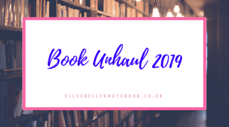 Book Unhaul 2019