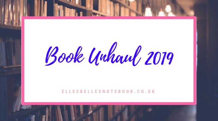 Book unhaul 2019