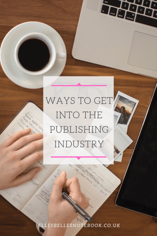 get into the publishing industry