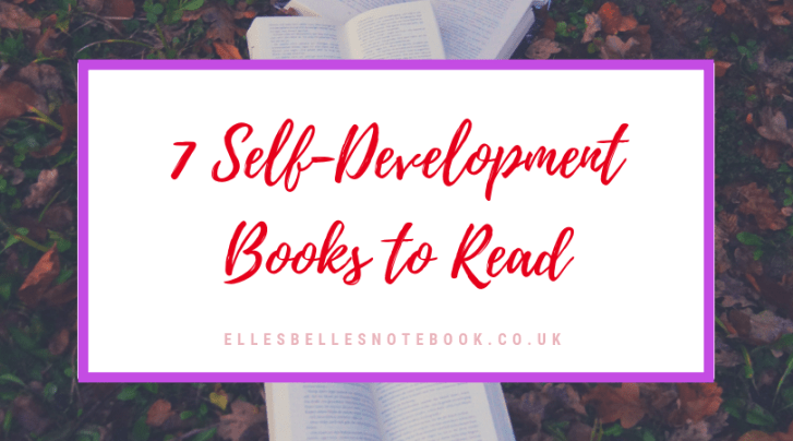 7 Self-Development Books to read