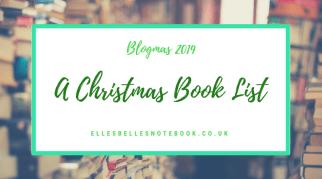 A Christmas Book List