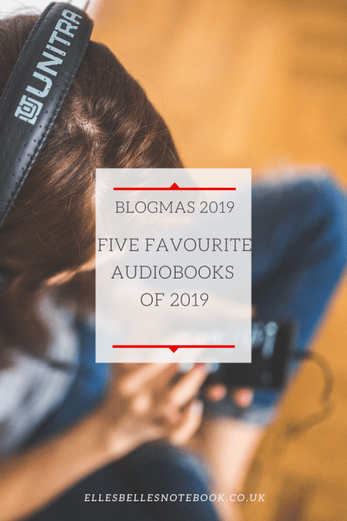 Five Favourite Audiobooks of 2019 Pinterest