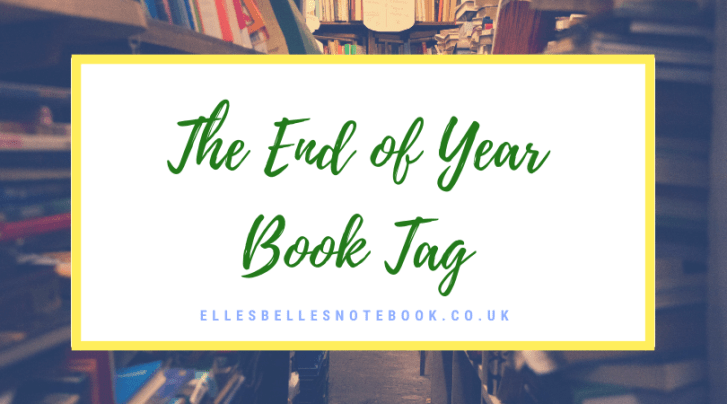 End of Year Book Tag 2019