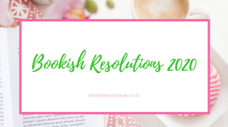 Bookish Resolutions 2020