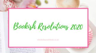 Bookish Resolutions 2020