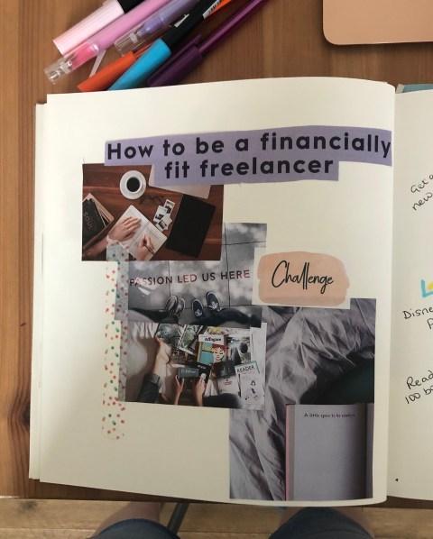 Freelance Vision Book