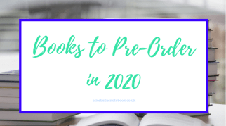 Books To Pre-Order in 2020