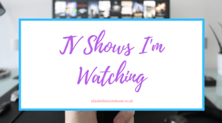 TV Shows I'm Watching