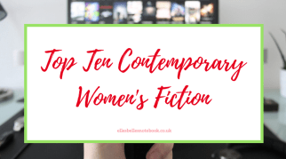 Top Ten Contemporary Women's Fiction Novels