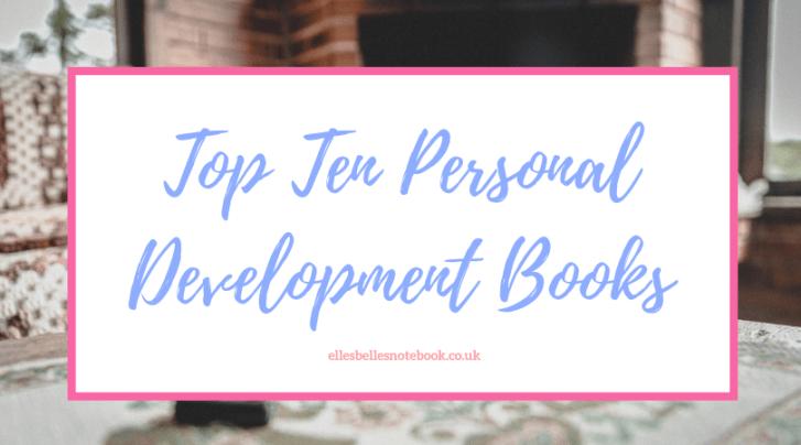 Top Ten Personal Development Books