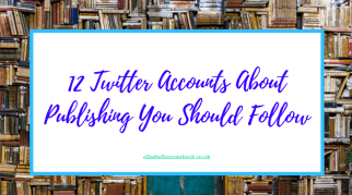 12 Twitter Accounts About Publishing You Should Follow