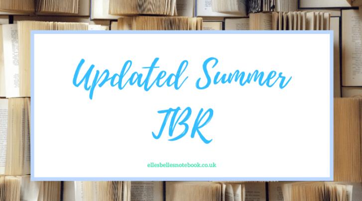 Updated Summer TBR 2020