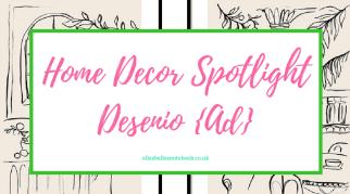 Home Decor Brand Spotlight | Desenio {Ad}
