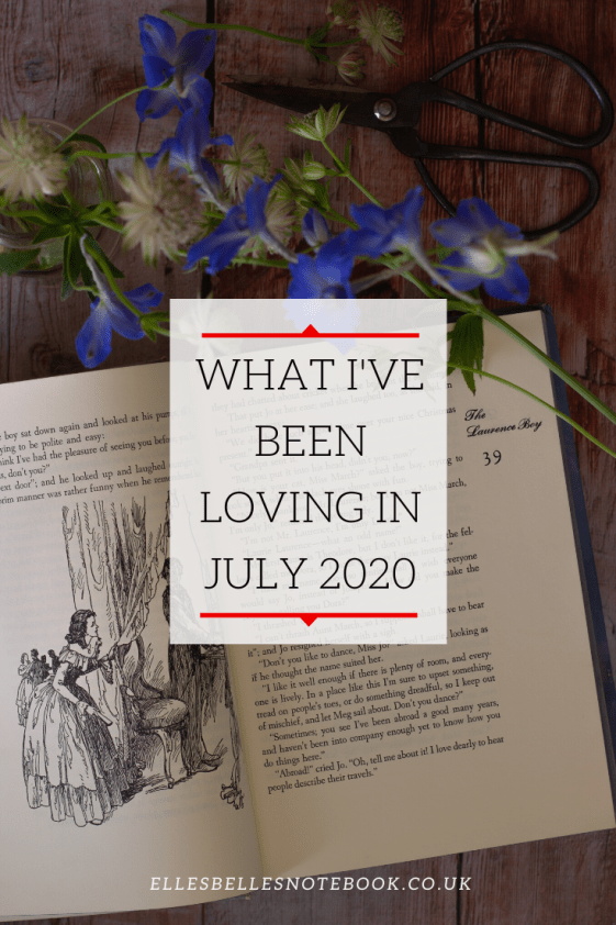 What I've Been Loving in July 2020