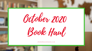 October 2020 Book Haul