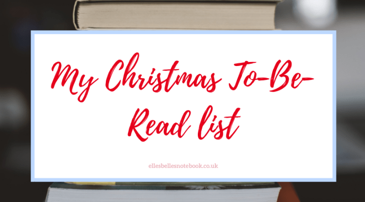 My Christmas To-Be-Read list
