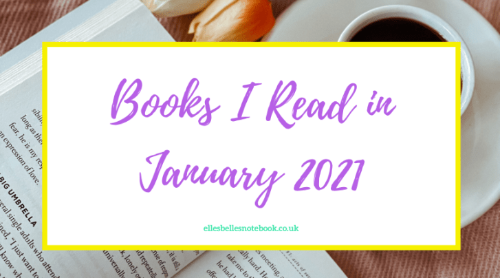 Books I Read in January 2021