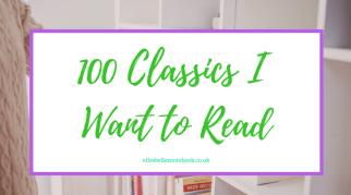 100 Classics I Want to Read