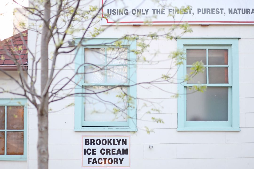 brroklyn ice cream factory