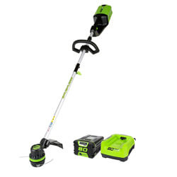 GreenWorks String Trimmer, Best Battery Powered Weed Eater