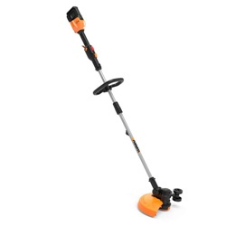 WORX Cordless String Trimmer, Best Battery Operated Weed Eater