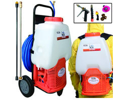 Petra Backpack Sprayer