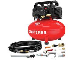 CRAFTSMAN Oil-Free Air Compressor
