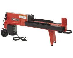 Ironton Horizontal Electric Log Splitter